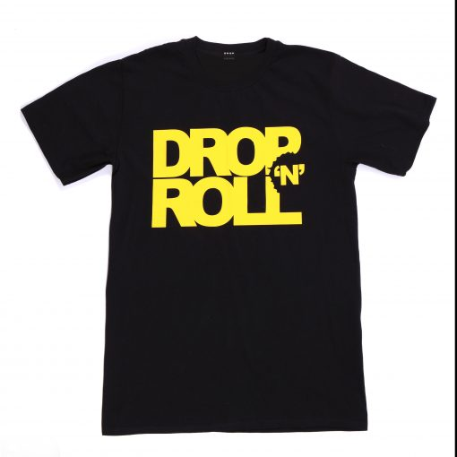 DNR Yellow Logo T-Shirt (B)