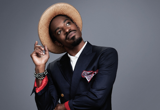 1980's Inspired Fashion Today: Andre 3000